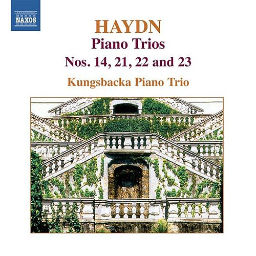 Haydn: Piano Trios, Vol. 3 by Kungsbacka Piano Trio