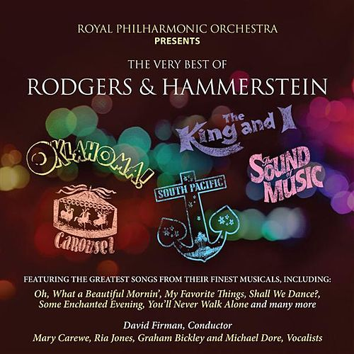 Play & Download The Very Best of Rodgers and Hammerstein by Mary Carewe | Napster