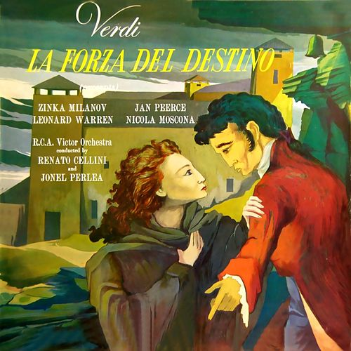 La Forza Del Destino Highlights by RCA Victor Orchestra
