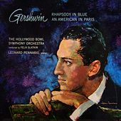 Rhapsody In Blue / An American In Paris by Hollywood Bowl Symphony Orchestra