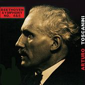 Play & Download Beethoven Symphony No 4 & 5 by NBC Symphony Orchestra | Napster