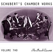 Schubert's Chamber Works Volume 2 by Busch Quartet