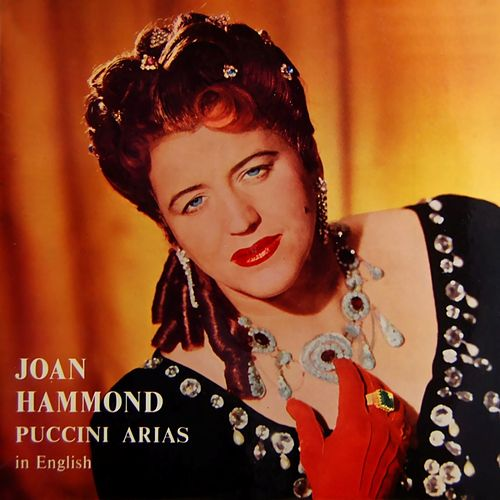 Play & Download Puccini Arias In English by Joan Hammond | Napster