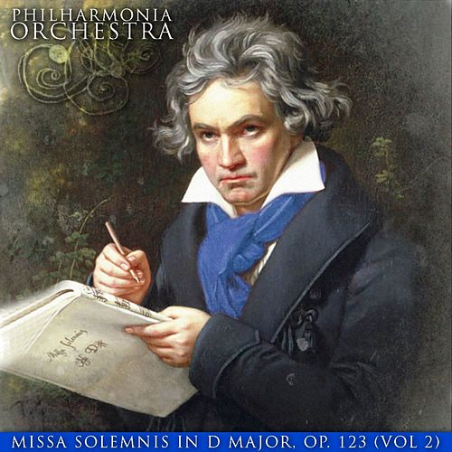 Missa Solemnis In D Major, Op. 123 (Disc 2) by Philharmonia Orchestra