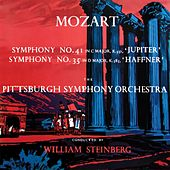 Play & Download Mozart Symphonies No. 41 & 35 by Pittsburgh Symphony Orchestra | Napster