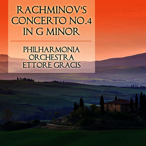 Play & Download Rachmaninov's Concerto No. 4 In G Minor & Ravel's Concerto In G Major by Philharmonia Orchestra | Napster