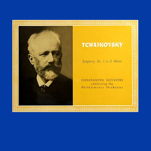 Play & Download Tchaikovsky Symphony No. 5 by Philharmonia Orchestra | Napster
