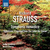 Play & Download Strauss: Symphonia domestica - Die Liebe der Danae: Symphonic Fragment by Seattle Symphony Orchestra | Napster