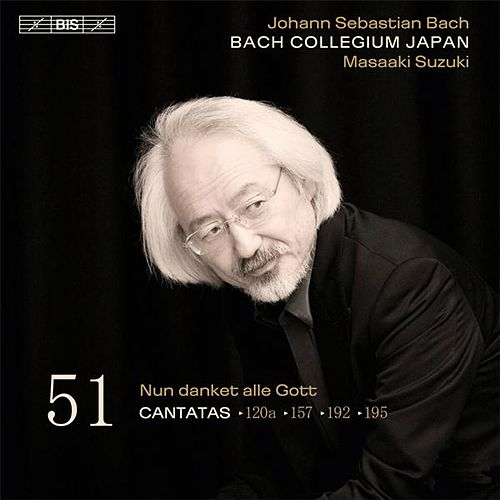 Bach: Cantatas, Vol. 51 by Various Artists