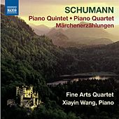 Schumann: Piano Quintet - Piano Quartet - Märchenerzählungen by Various Artists