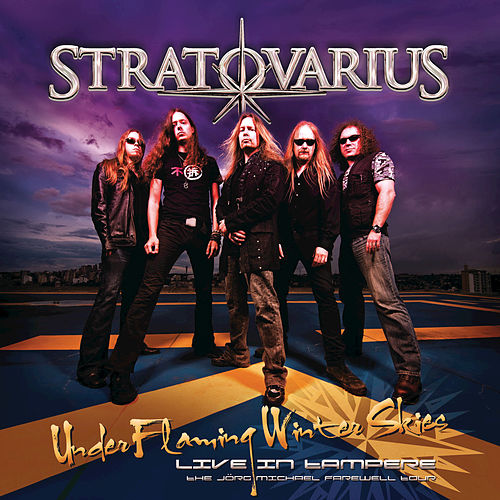 Play & Download Under Flaming Winter Skies - Live In Tampere - The Jorg Michael Farewell Tour by Stratovarius | Napster