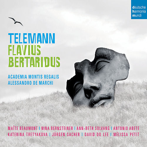 Play & Download Telemann: Flavius Bertaridus by Alessandro De Marchi | Napster