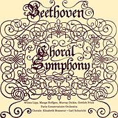 Beethoven Choral Symphony by Paris Conservatoire Orchestra