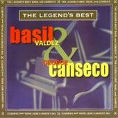 Play & Download The legend's best: basil valdez & george canseco by Basil Valdez | Napster