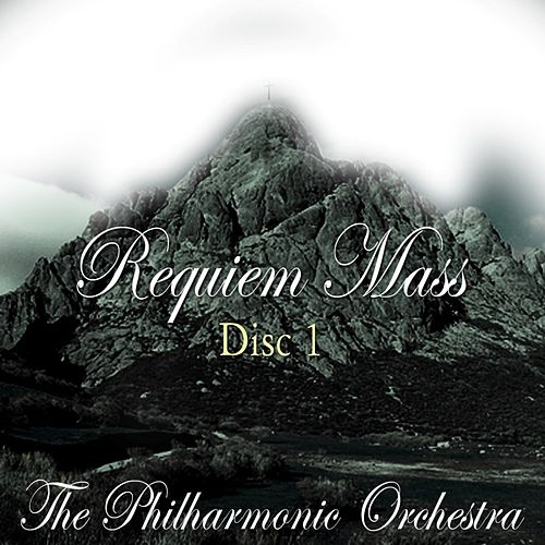 Requiem Mass (Disc I) by Philharmonia Orchestra