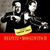 Play & Download Beethoven Kreutzer Sonata by Jascha Heifetz | Napster