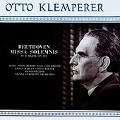 Play & Download Beethoven Missa Solemnis by Vienna Symphony Orchestra | Napster