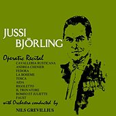 Operatic Recital by Jussi Björling