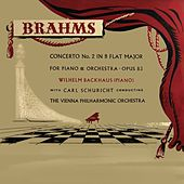 Play & Download Johannes Brahms Piano Concerto No. 2 by Vienna Philharmonic Orchestra   Napster