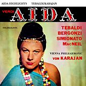 Play & Download Verdi Aida Highlights by Vienna Philharmonic Orchestra   Napster