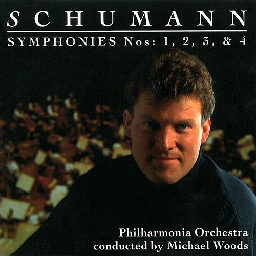 Play & Download Schumann Symphonies 1-4 by Philharmonia Orchestra | Napster