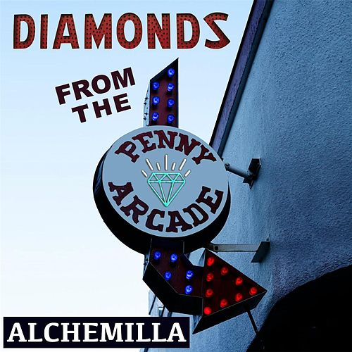 Diamonds from the Penny Arcade by Alchemilla