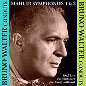 Play & Download Bruno Walter conducts Mahler Symphonies Nos. 1 & 2 by Various Artists | Napster