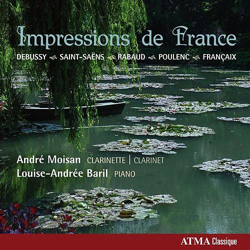 Play & Download Impressions de France by Louise-Andree Baril | Napster