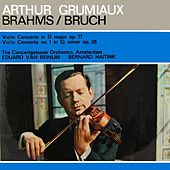 Play & Download Brahms/Bruch by Concertgebouw Orchestra of Amsterdam | Napster