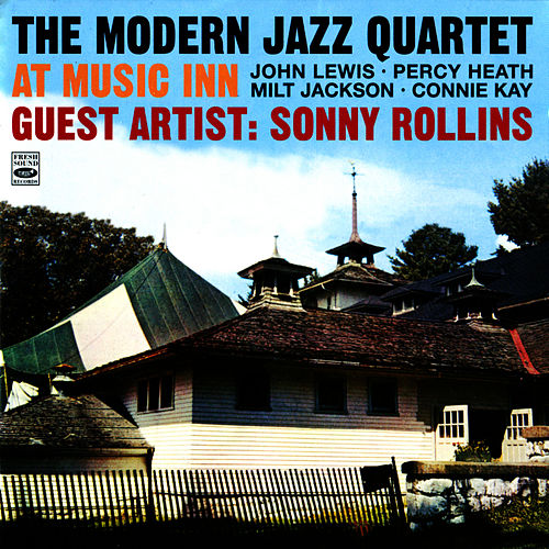 Play & Download At Music Inn by Modern Jazz Quartet | Napster
