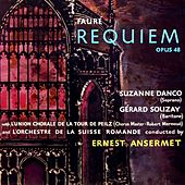 Play & Download Faure: Requiem by L'Orchestre de la Suisse Romande | Napster