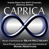 Play & Download Caprica - Main Theme for Solo Piano (Bear McCreary) Single by Mark Northam | Napster