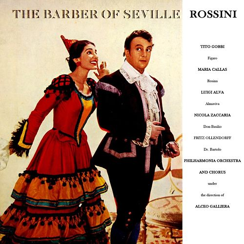 Play & Download Il Barbiere di Siviglia by Philharmonia Orchestra | Napster