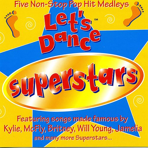 Play & Download Let's Dance Superstars by Kidzone | Napster