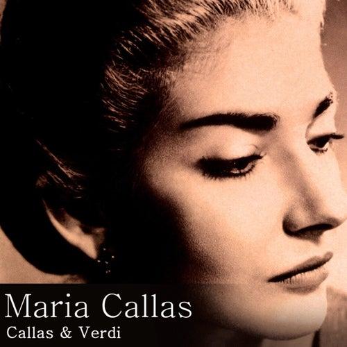 Callas & Verdi by Maria Callas