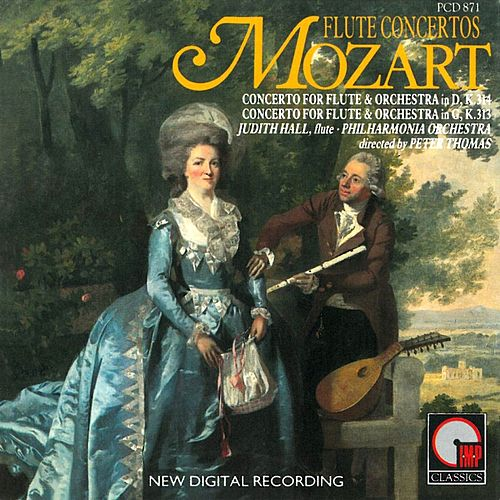 Play & Download Mozart Flute Concertos by Philharmonia Orchestra | Napster