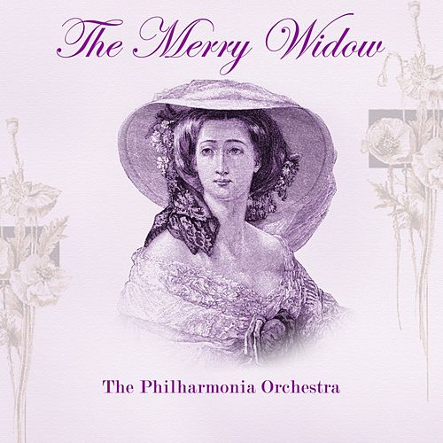 Play & Download The Merry Widow by Philharmonia Orchestra | Napster