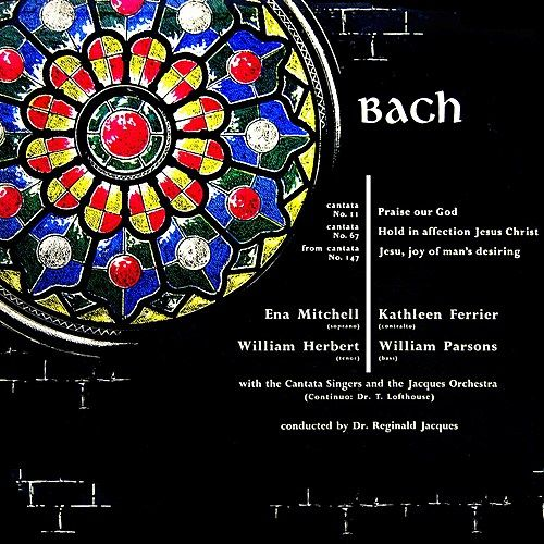 Play & Download Bach Cantatas by The Jacques Orchestra | Napster
