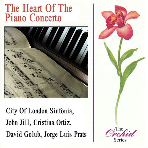 The Heart Of The Piano Concerto by Various Artists