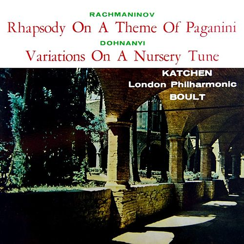 Play & Download Rhapsody On A Theme Of Paganini by Julius Katchen | Napster