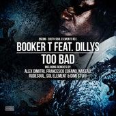 Too Bad (Incl. Alex Dimitri Soulektro Mix) by Booker T.