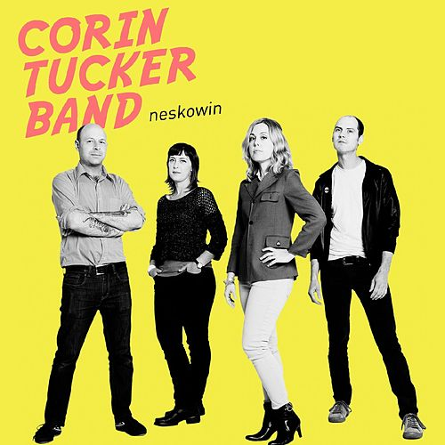 Neskowin - Single by The Corin Tucker Band