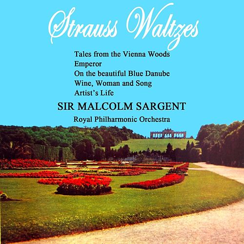 Strauss Waltzes by Royal Philharmonic Orchestra