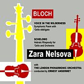 Play & Download Bloch Voice In The Wilderness by Zara Nelsova | Napster