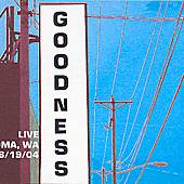 Play & Download Live: Tacoma, WA. 6/19/04 by Goodness | Napster