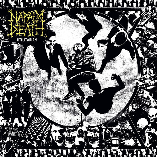 Utilitarian by Napalm Death