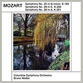 Play & Download Mozart by Columbia Symphony Orchestra | Napster