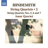 Hindemith: String Quartets, Vol. 2 by Amar Quartet