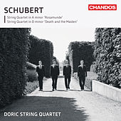 Play & Download Schubert: String Quartet in A minor, 'Rosamunde' - String Quartet in D minor, 'Death & the Maiden' by Doric String Quartet | Napster