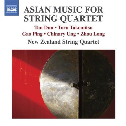 Asian Music for String Quartet by New Zealand String Quartet